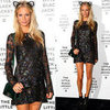Poppy Delevingne Wearing Cat Ears | Pictures