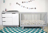Babyletto Hudson Convertible Nursery Set