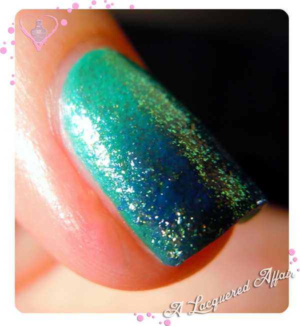 OZOTIC Sugar 904 over Ulta3 Pacific Fever over Ulta3 Pacific Fever-Blue Marlin gradient