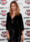Nicole Richie was in attendance at the Teen Vogue Fashion University event in NYC.