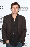 Casey Affleck was in attendance at the Reel Stories, Real Lives benefit in LA.