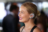 Lara Bingle wearing a Sarina Suriano ear cuff.