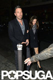 Ben Affleck and Jennifer Garner Show Love in Paris!