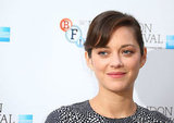 Marion Cotillard attended a screen talk at the London Film Festival.