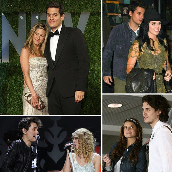 John Mayer Turns 35 — See the Many Lovely Ladies in His Life
