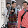 Katie Holmes Laughing With Suri Cruise in NYC
