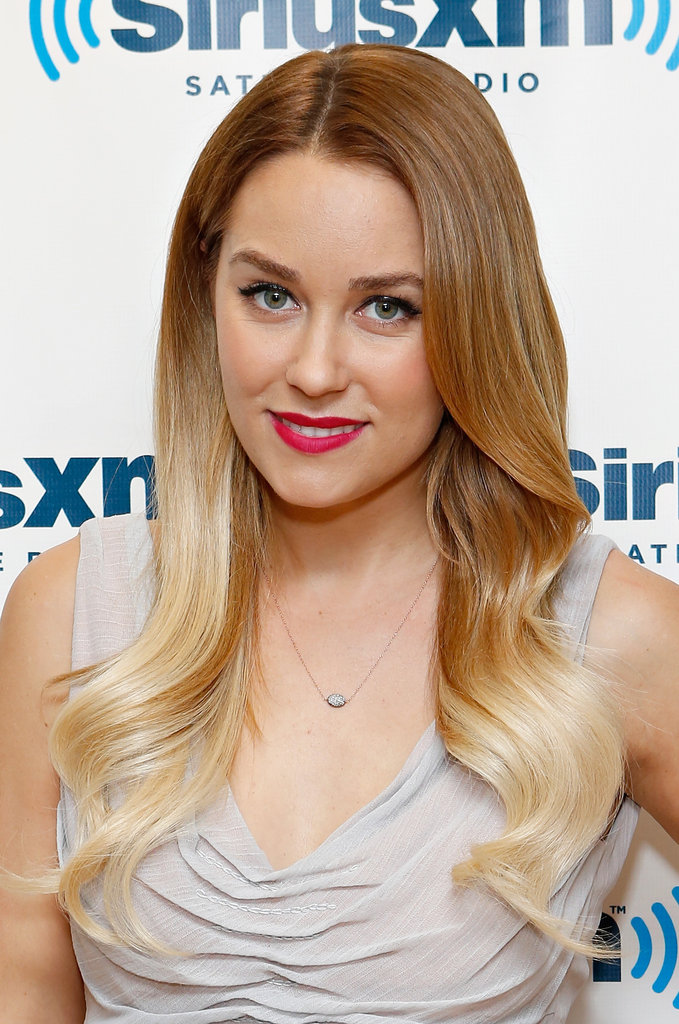 Lauren Conrad Happily Promotes Two Books in One Day