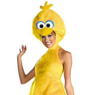 Big Bird Costume Ideas | Halloween 2012