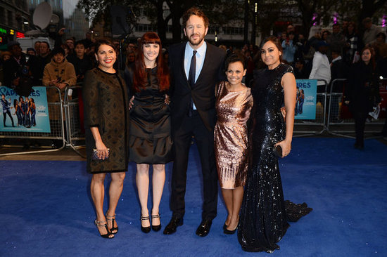 The Stars of The Sapphires Reunite at the BFI London Film Festival