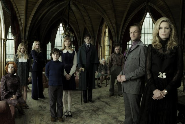 The Collins Family From Dark Shadows