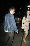 Katy Perry and John Mayer stepped out for dinner in NYC.