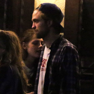 Robert Pattinson and Kristen Stewart Are Back Together