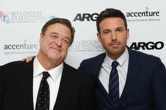 Ben Affleck and His Leading Men Premiere Argo in London