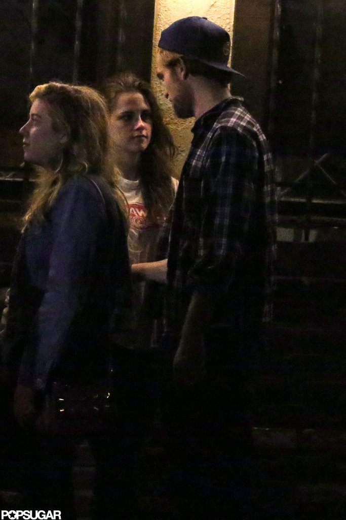 Robert Pattinson and Kristen Stewart were photographed for the first time since their split.