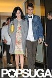 Katy Perry and John Mayer stepped out together in NYC.