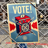 Free Shepard Fairey Vote Cards