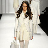 Best Winter-White Clothes | Fall 2012