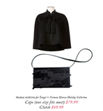 Prabal Gurung for Target + Neiman Marcus holiday collection.