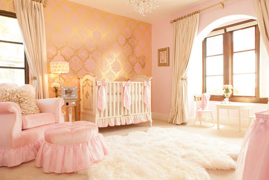 Pink and Gold Princess Pad