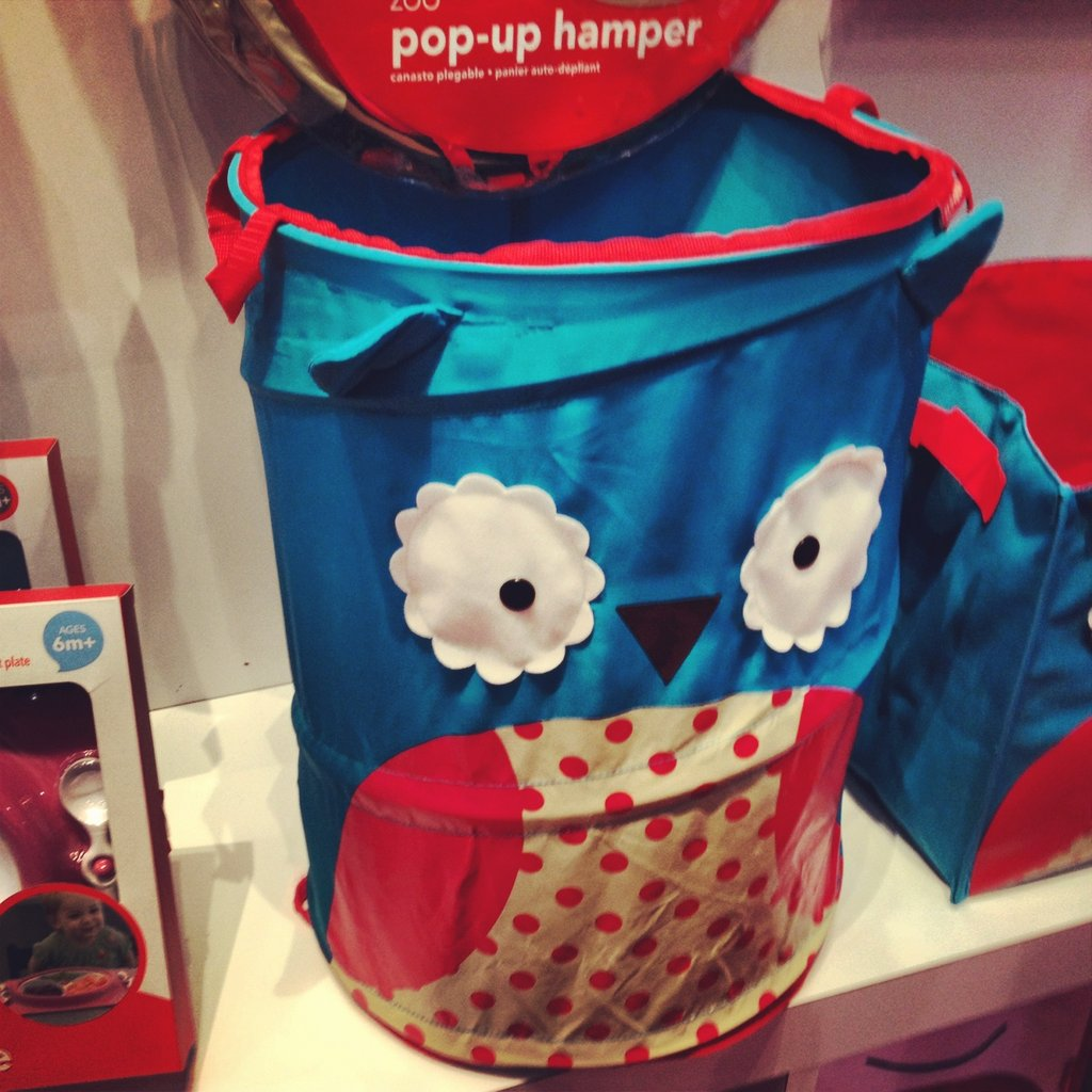 Skip Hop is adding pop-up hampers to its line.