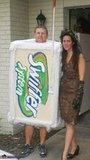 Swiffer and Mud Lady