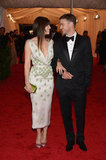Justin Timberlake and Jessica Biel only had eyes for each other at the May 2012 Met Gala in NYC.