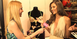"Video: Alessandra Ambrosio Feels ""Lucky"" With Baby Noah and a Big VS Honor"