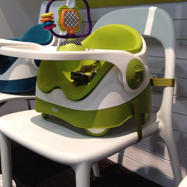 Mamas and Papas is adding the Baby Bud — a three-stage booster seat — to its collection. Featuring adjustable feet that help combat seats' reclines, the booster should hit stores next Spring.