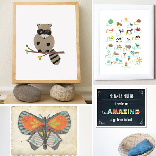Children Inspire Design Prints