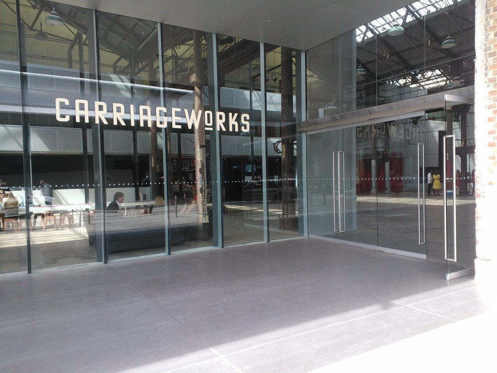 Fashion Week Has A New Home for 2013: Carriageworks, Sydney
