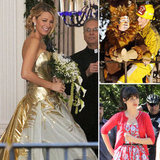 Blake Lively, Zooey Deschanel, Eric Stonestreet, and More Stars on Set