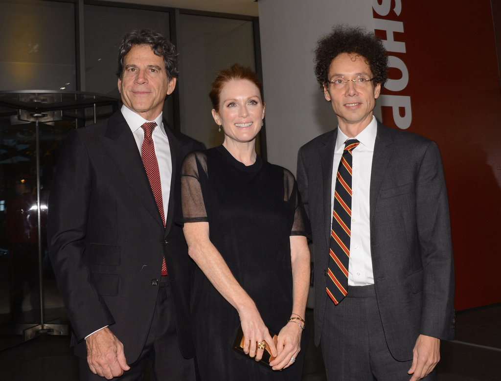 Julianne Moore posed for photos at the Innovator of the Year Awards in NYC.