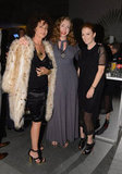Rachel Feinstein and Julianne Moore posed for photos at WSJ Magazine's Innovator of the Year Awards in NYC.