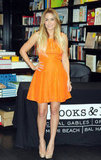 Lauren Conrad held a book signing at Books & Books in Miami.