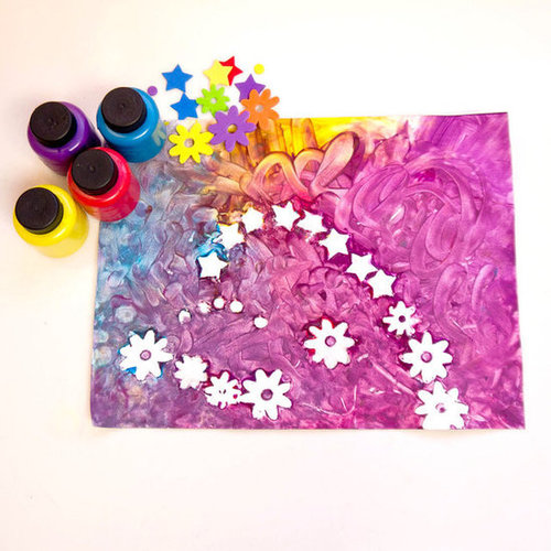 Make a Sticker Paint Creation