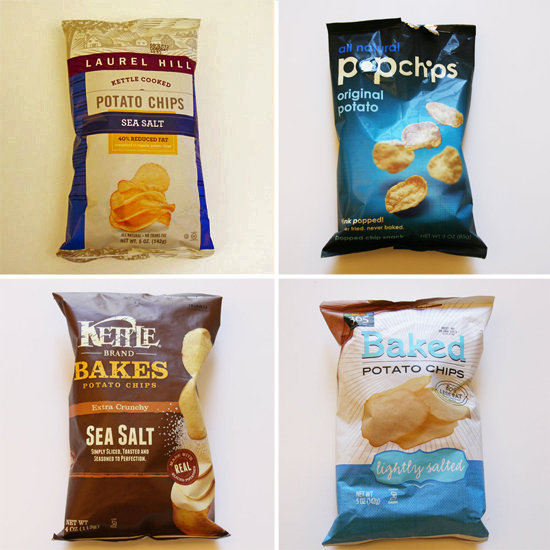Healthy Taste Test: Potato Chips