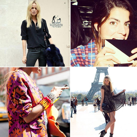 Top Ten Stylish Celebs, Editors, Designers & Bloggers To Follow on Social  Media