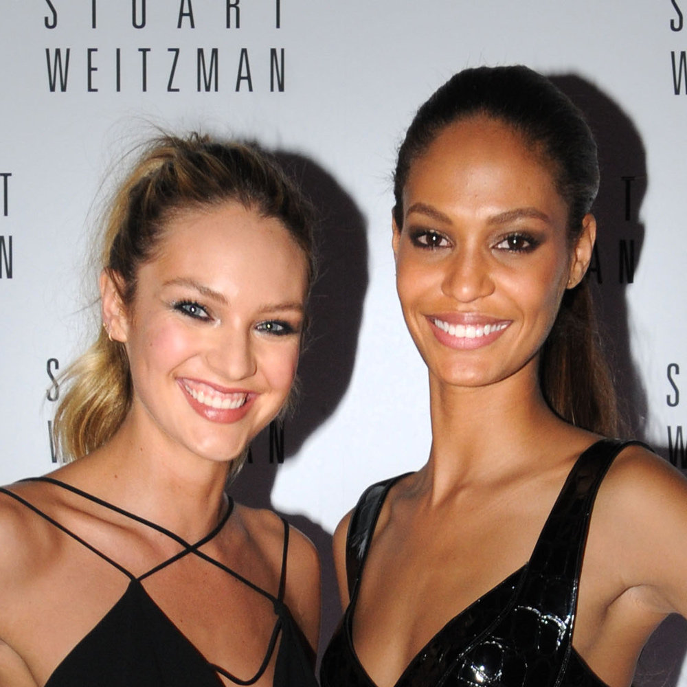 Candice Swanepoel & Joan Smalls