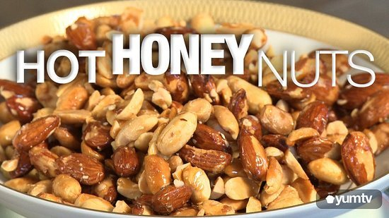 Heat Up National Nut Day With a Spiced Almond & Peanut Mix