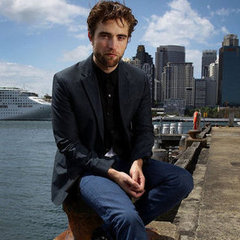 Robert Pattinson Promotes Breaking Dawn Part 2 in Sydney