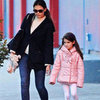 Katie Holmes and Suri Cruise Spend a Weekend in NYC