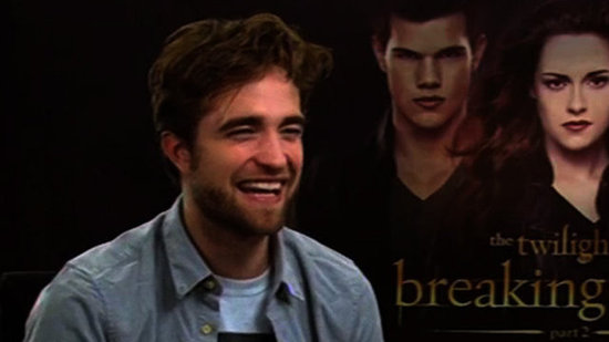 Video: How Rob Really Feels About Being Asked Personal Questions