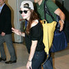 Kristen Stewart Arrives in Japan For Breaking Dawn Part Two