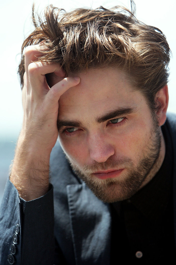 Robert Pattinson took part in a photo shoot in Sydney.