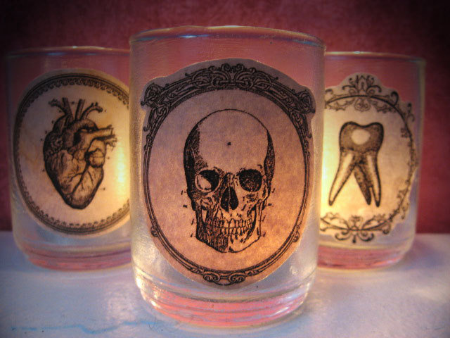 Flickering Votives