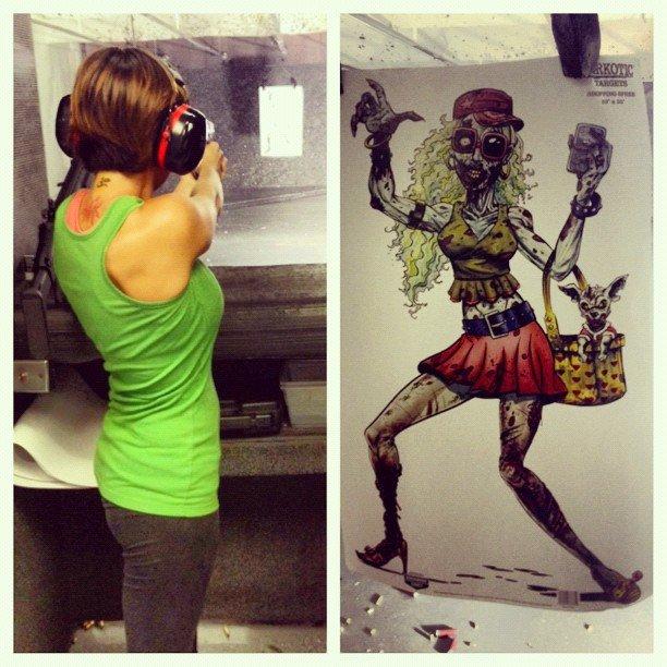 Practice Your Zombie Killing