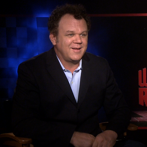 John C. Reilly Wreck-It Ralph Interview | Video