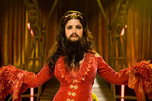 The Bearded Lady From Cirque Du Freak