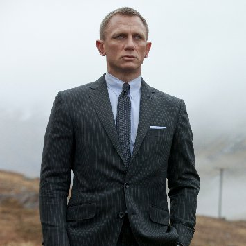 Daniel Craig as James Bond Pictures
