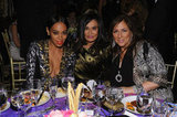 Solange Knowles and Tina Knowles attended the ball in New York City.